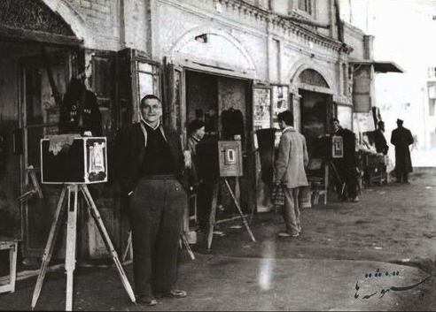 Premières caméras à Téhéran